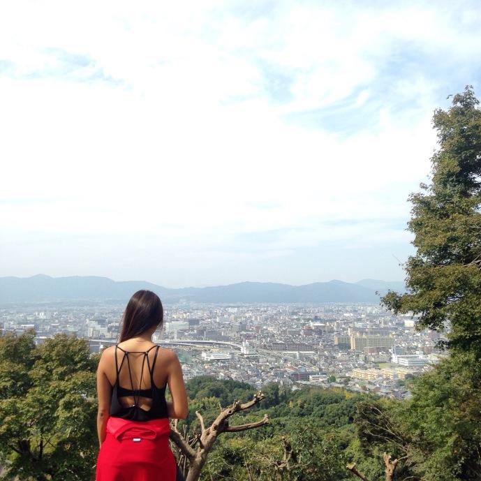 kyoto hikes